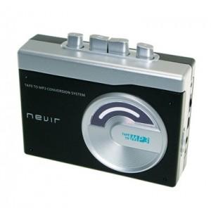 REPRODUCTOR/CONVERSOR CASSETTE A MP3 PARA PC