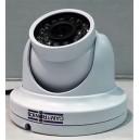 CAMARA CAMTRONICS DOMO IP HD720P 3.6 MM D/N REAL 24 LEDS