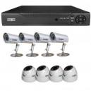 KIT DVR-T14AHD + HD 1 TB + 4 DM AH70 + 4 F.A.