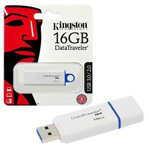 Memoria USB 3.0 16Gb Kingston