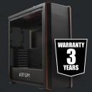 Caja ATX ABYSM DORIAN Negra USB 3.0