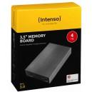 "DISCO EXT 3.5"" INTENSO MEMORY CENTER 4TB NEGRO"