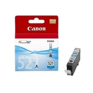 Tinta CANON CLI-521 Cian