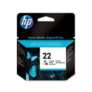 Tinta HP nº22 Color