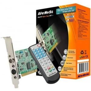 SINTONIZADORA TV TDT+ ANALOGICA PCI AVERMEDIA HYBRID